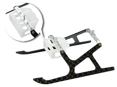 Blade Mcp S Aluminumcarbon Fiber Landing Gear